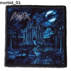 Naszywka Morbid 01