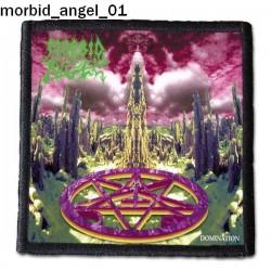 Naszywka Morbid Angel 01