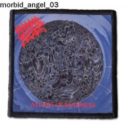 Naszywka Morbid Angel 03