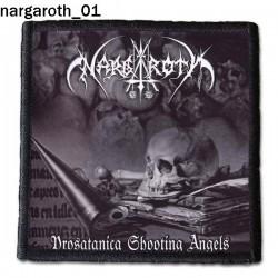 Naszywka Nargaroth 01