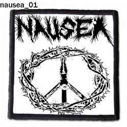Naszywka Nausea 01
