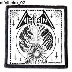 Naszywka Nifelheim 02