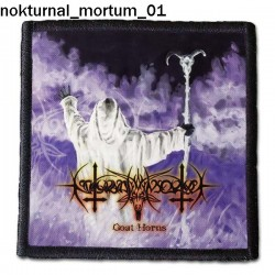 Naszywka Nokturnal Mortum 01