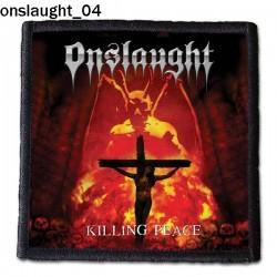 Naszywka Onslaught 04