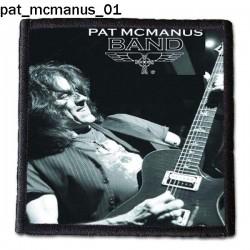 Naszywka Pat Mcmanus 01