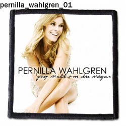 Naszywka Pernilla Wahlgren 01