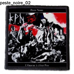 Naszywka Peste Noire 02