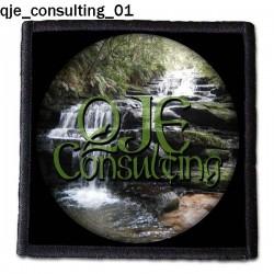Naszywka Qje Consulting 01