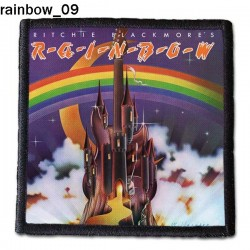 Naszywka Rainbow 09