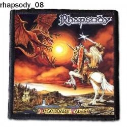 Naszywka Rhapsody 08