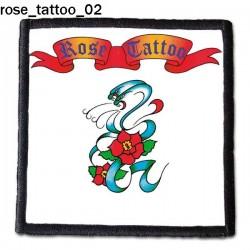 Naszywka Rose Tattoo 02