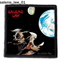 Naszywka Salems Law 01