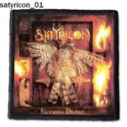 Naszywka Satyricon 01