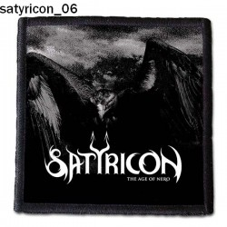 Naszywka Satyricon 06