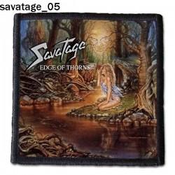 Naszywka Savatage 05