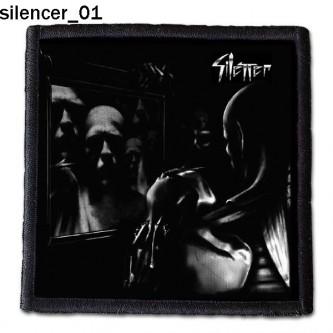 Naszywka Silencer 01
