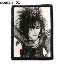 Naszywka Siouxsie 01