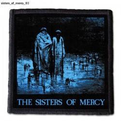 Naszywka Sisters Of Mercy 03