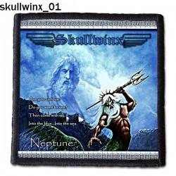Naszywka Skullwinx 01