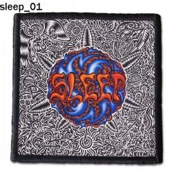 Naszywka Sleep 01