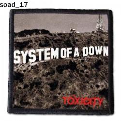 Naszywka System Of A Down 17